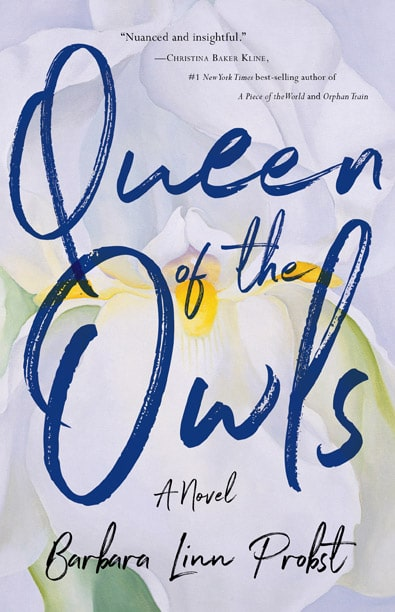 A Novel Queen of the Owls Book Cover