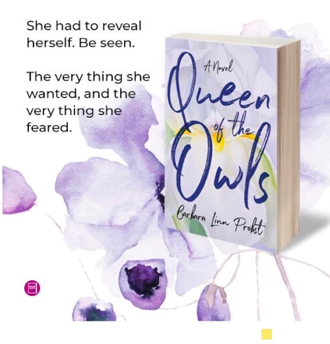 Queen of the Owls: A Novel Book cover